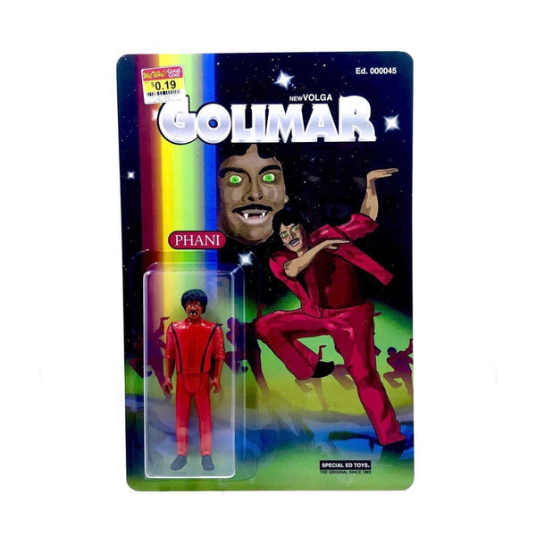 Golimar: Non-Action Figure