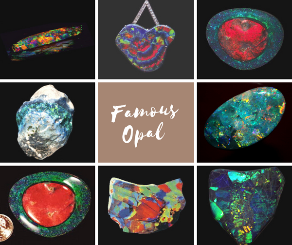Famous Opals in History