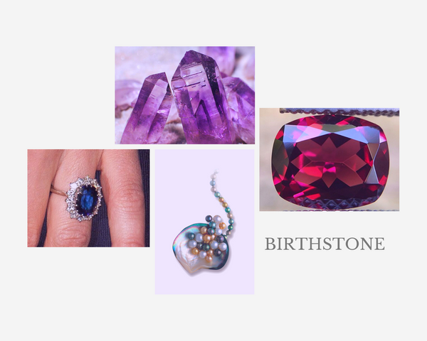 Find out Your Birthstone!