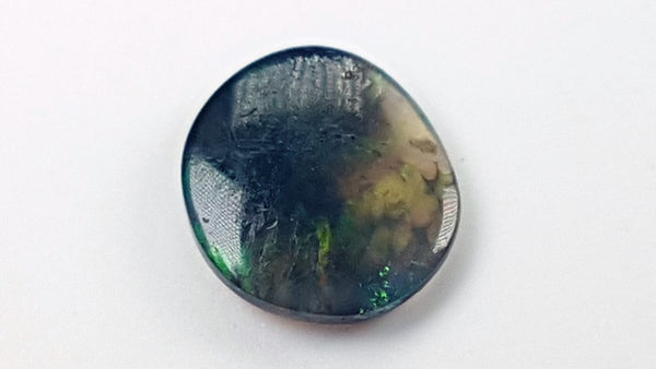 Black Opal 0.81ct Loose UNSET