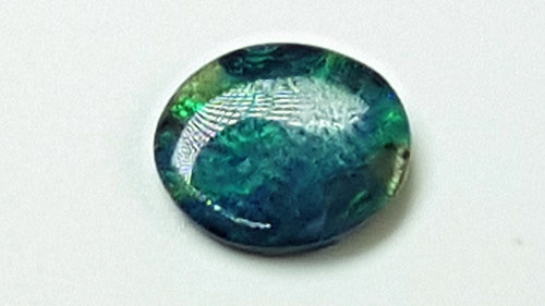 Australian Black Opal 0.60 Carats Loose (Un-Set) Gemstone