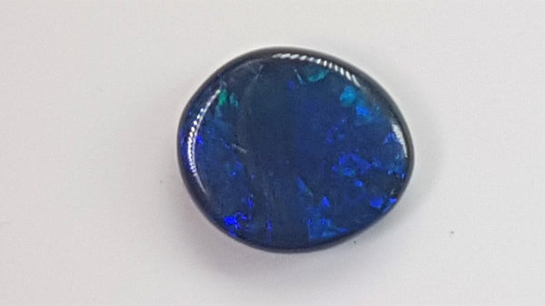Black Opal 0.8ct Loose UNSET