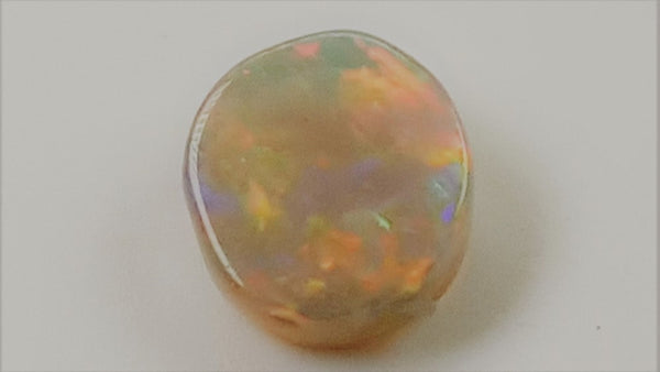 Black Opal 0.35ct Loose UNSET