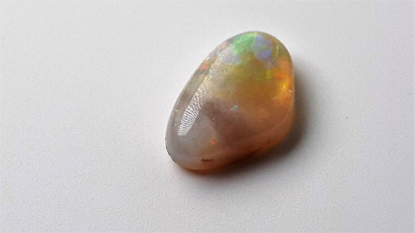 White Opal 1.52ct Loose UNSET