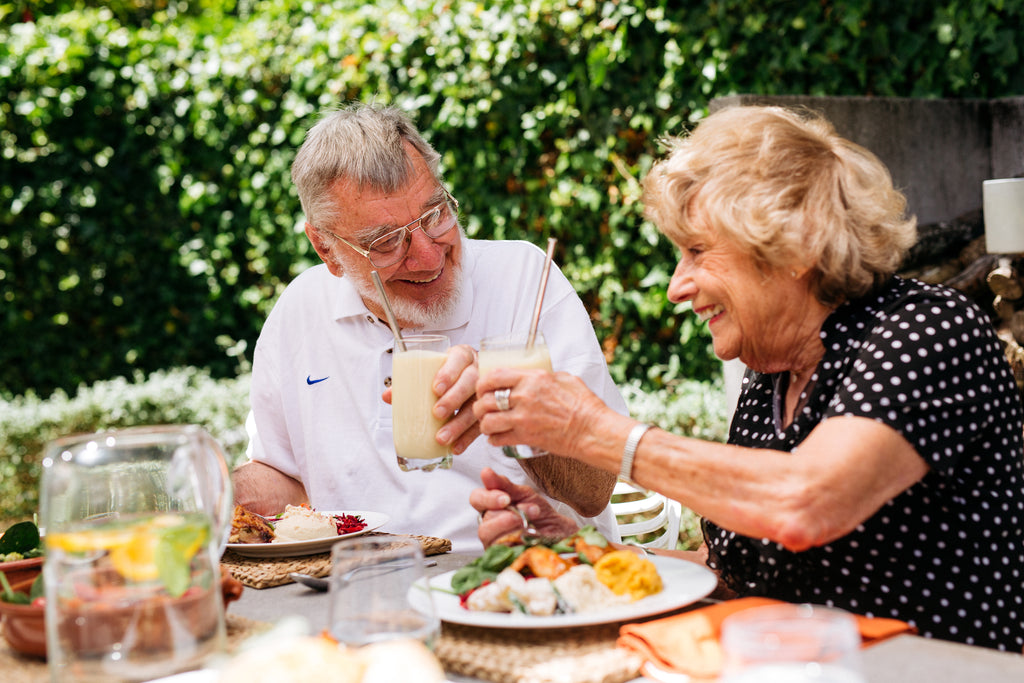 Hydration - Why is it so Important for Older People?