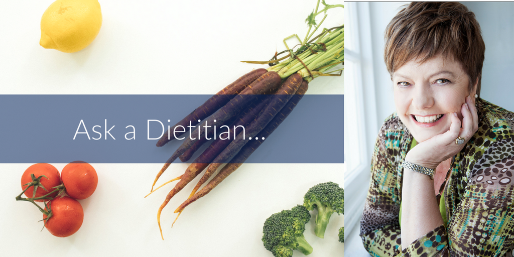 Meet our consultant dietitian Kaye Dennison!