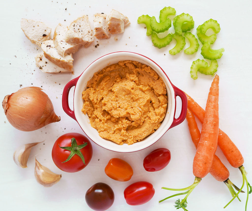 Golden Chicken - Puree - 100g