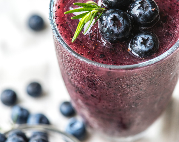 Berry Breakfast Smoothie Mix