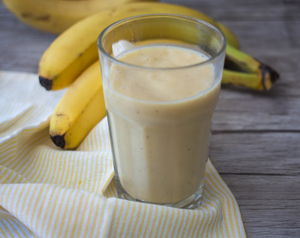 Banana Cake Smoothie Mix