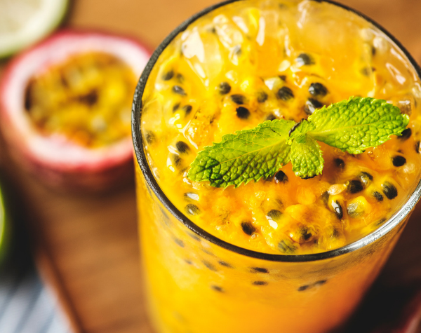 Tropical Passion Smoothie