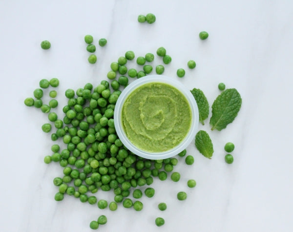 Minted Peas - Puree - 100g