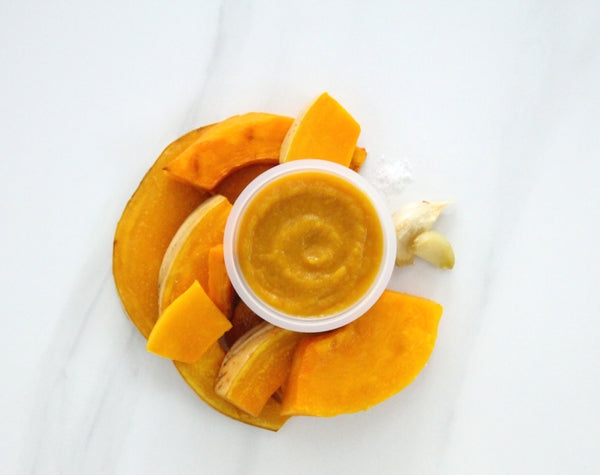 Roast Pumpkin - Puree - 100g