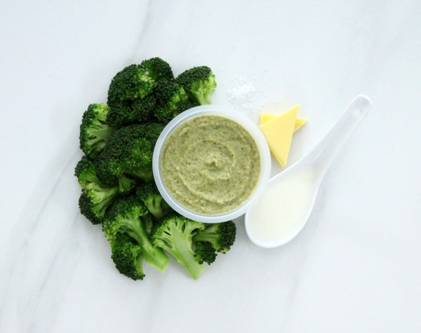 Creamy Broccoli - Puree - 100g