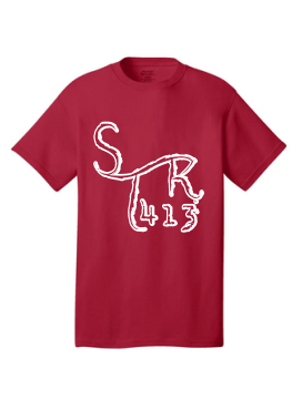 NEW Stronger  RED T-Shirt