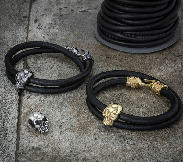 The Leather wrap bracelet series
