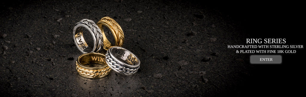 RING FOR MEN | JAI DAM JEWELRY