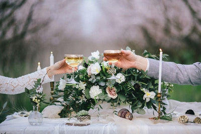 Trends for rustic wedding table decoration in 2021