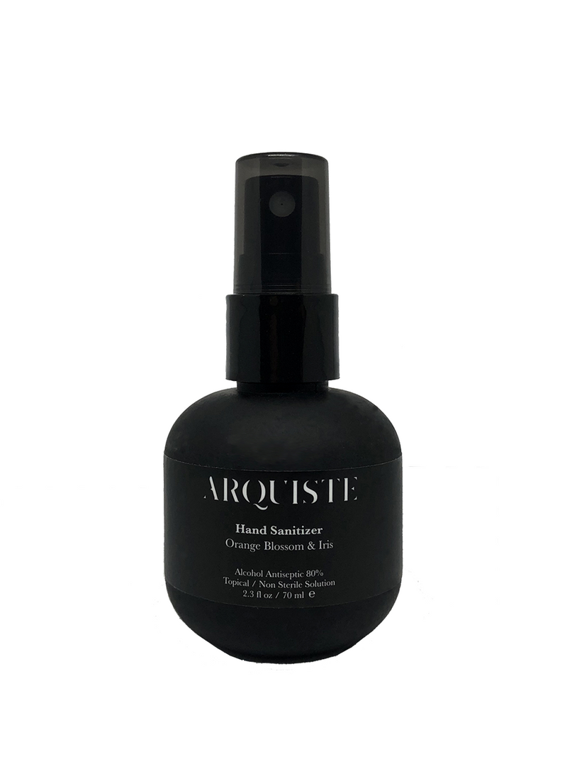 Arquiste Orange Blossom and Iris Hand Sanitizer