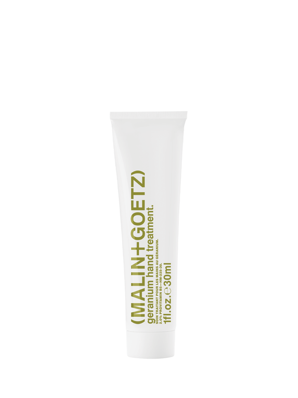 malin + goetz geranium hand treatment