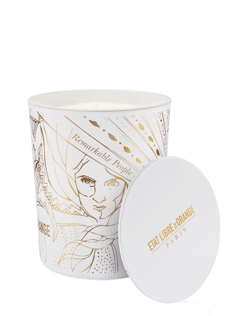etat libre d'orange remarkable people candle