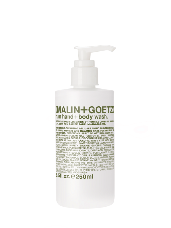 malin + goetz lime hand + body wash