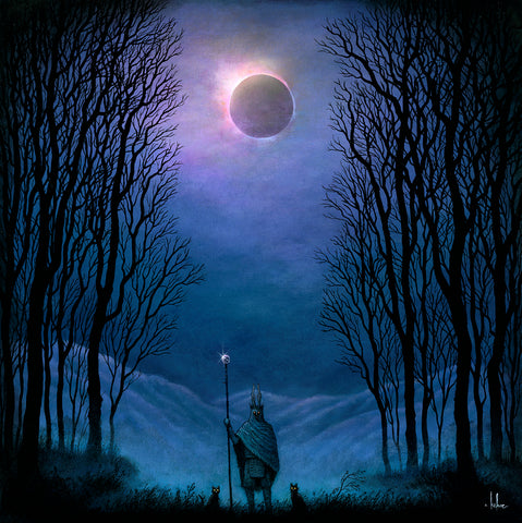 The Witching Hour by Andy Kehoe