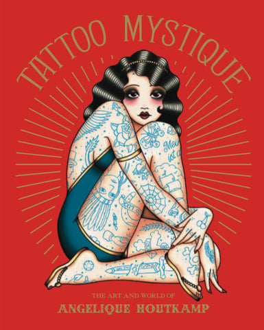 Tattoo Mystique: The Art of Angelique Houtkamp