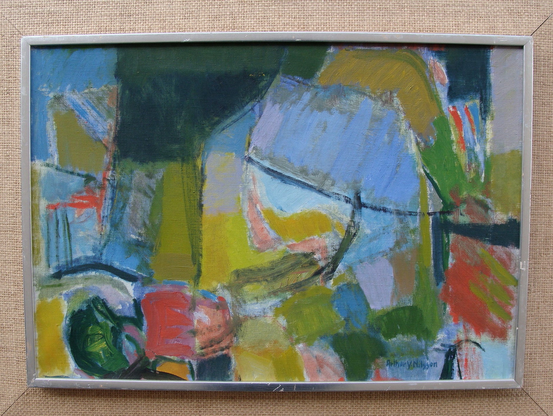 b2400ea3841 Untitled (Abstract Composition) – Outré Gallery