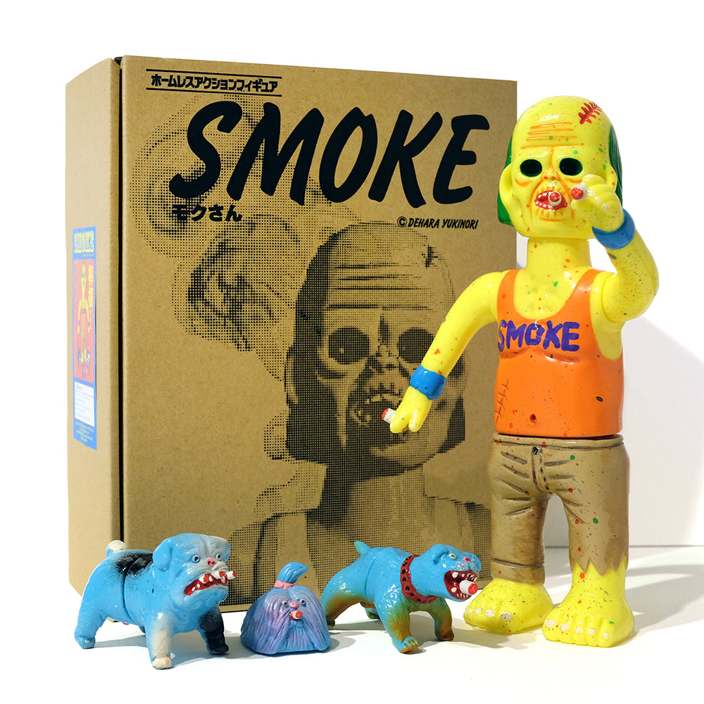 Smoke - (yellow)