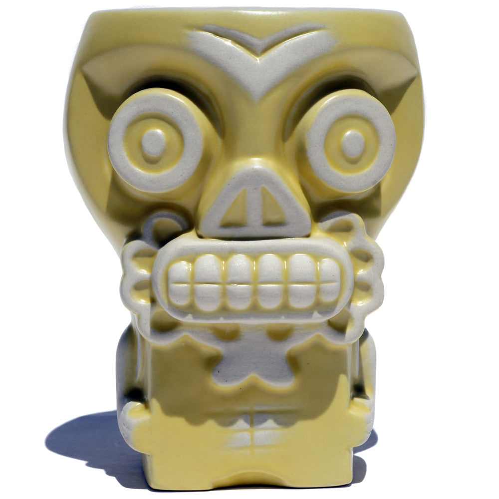 Day of the Dead - Yellow