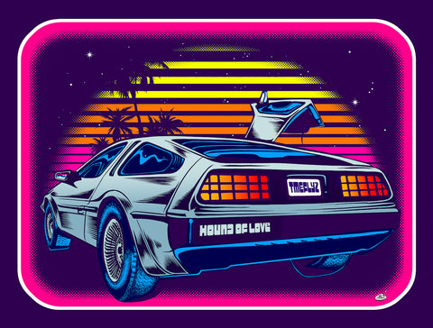 DeLorean - Back to the Future