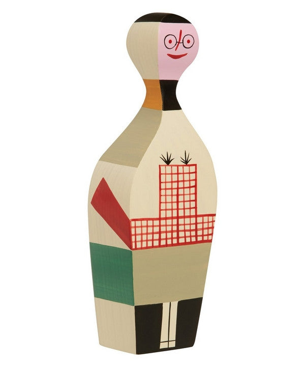 Wooden Doll No. 8