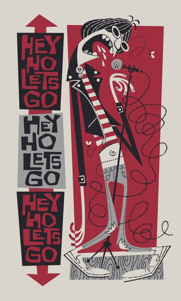 Hey Ho Let's Go (The Ramones)