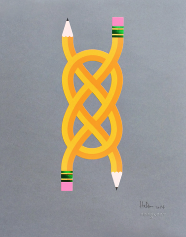 Pencil Me In - Knot