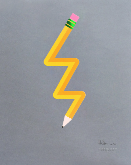 Pencil Me In - Lightning