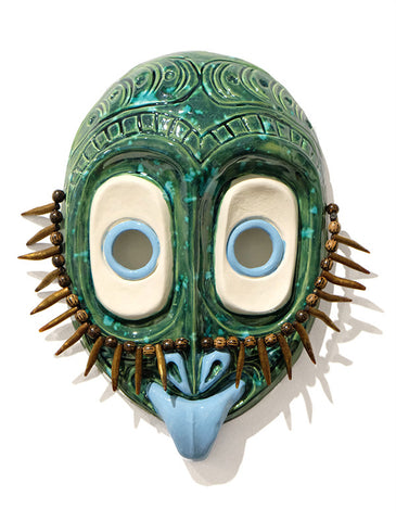 Ceramic Mask / PNG POP no.10