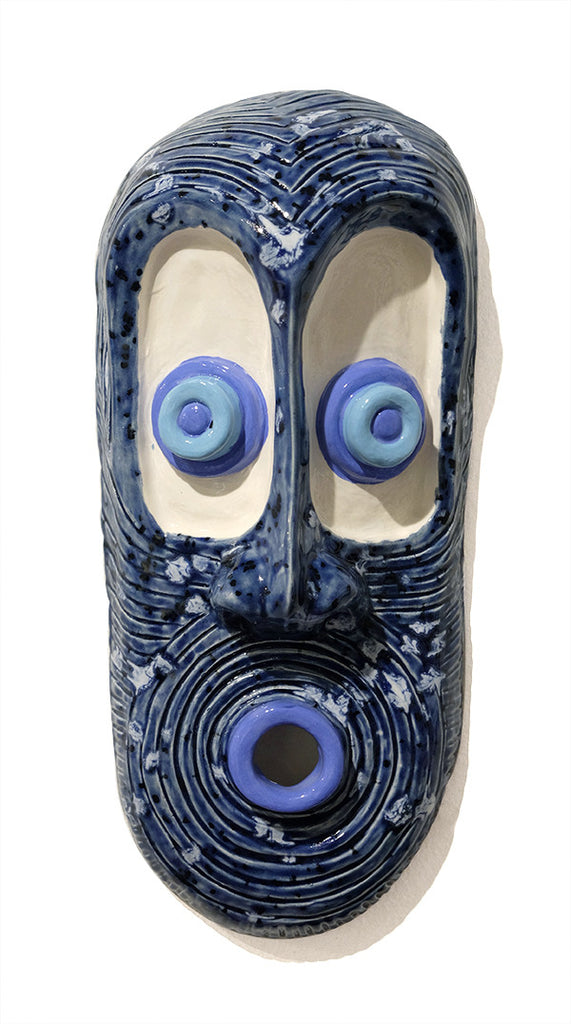 Ceramic Mask / PNG POP no.13