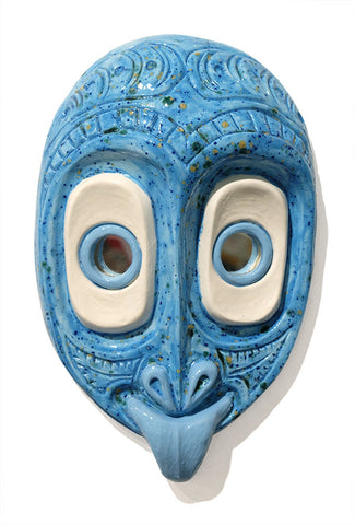 Ceramic Mask / PNG POP no.19