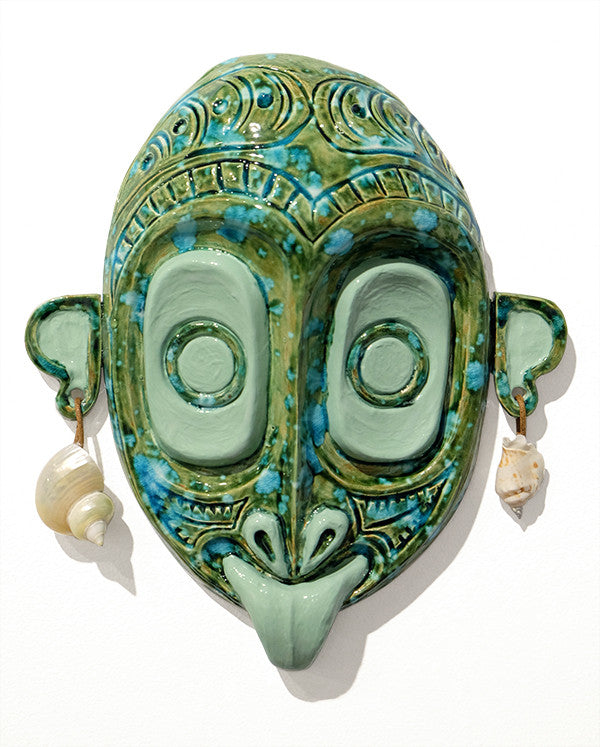 Ceramic Mask / PNG POP no.20