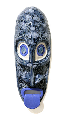 Ceramic Mask / PNG POP no. 3