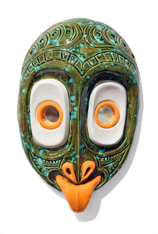 Ceramic Mask / PNG POP no. 4