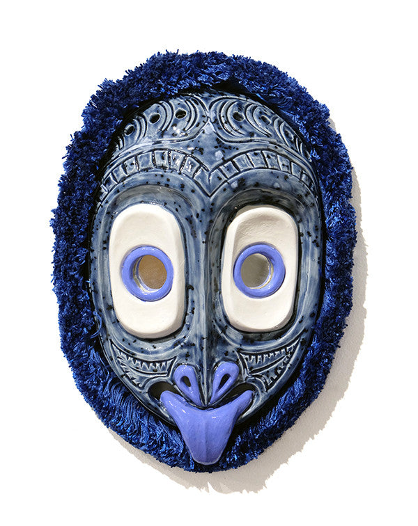 Ceramic Mask / PNG POP no. 9