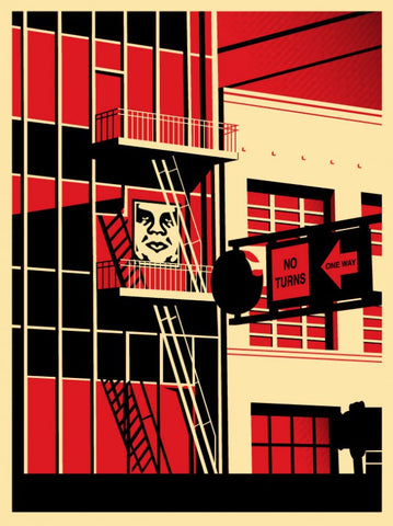 SF Fire Escape