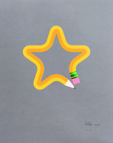 Pencil Me In - Star
