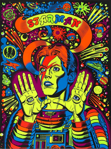 Starman (Bowie) - Rainbow edition