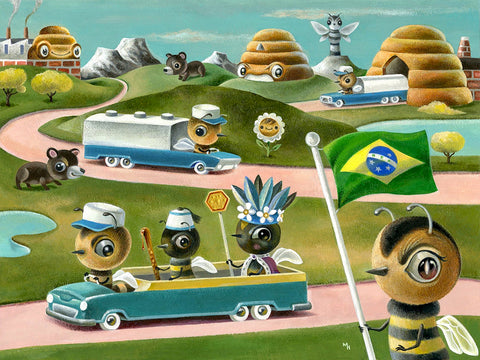 The Bees of Brazil