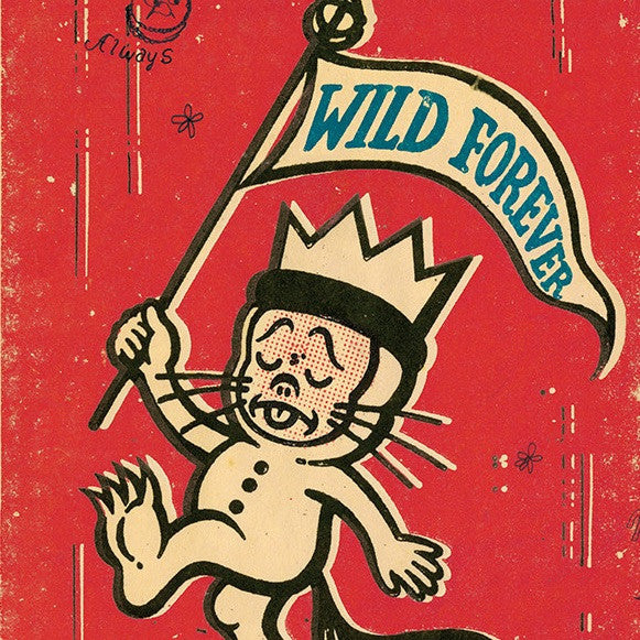 Wild Forever (Red Edition - NEW)