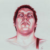 Andre the Giant (original artwork)
