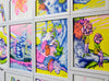 'Interspecies Utopia' - COMPLETE SET of 12 Risograph Prints