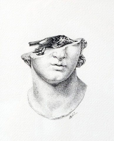 'Head of a Youth'